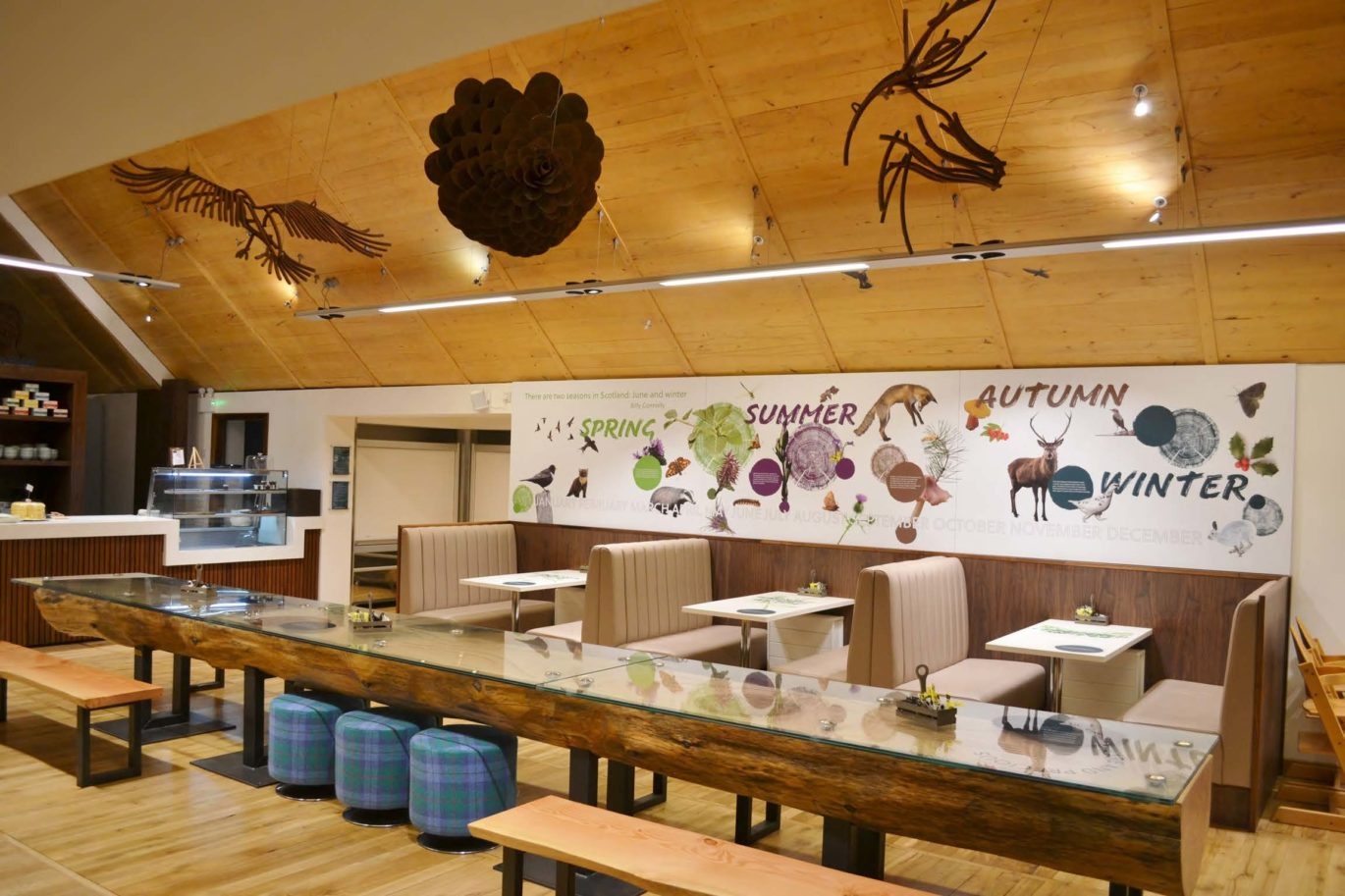 Glencoe Visitor Centre - Visitor Centre, restaurant, cafe, theatre and exhibition