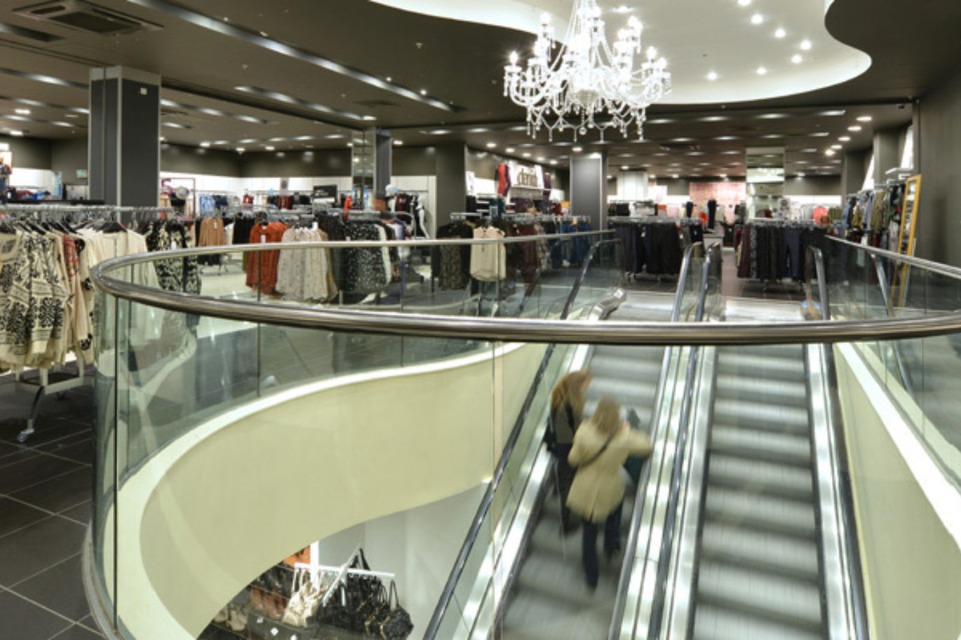 New Look  - High Street Fit Out For a Large Retail Chain